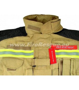 """TEE-UU STRAP WITH VELCRO - NO NAME, """"REMOVE BEFORE FIREFIGHT"""""""