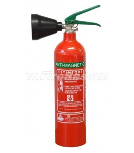 PII FIRE EXTINGUISHER CARBON DIOXIDE (CO2) 2 KG - AMAGNETIC