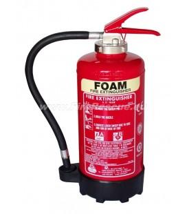 PII FIRE EXTINGUISHER FOAM AFFF F6GI 6 L